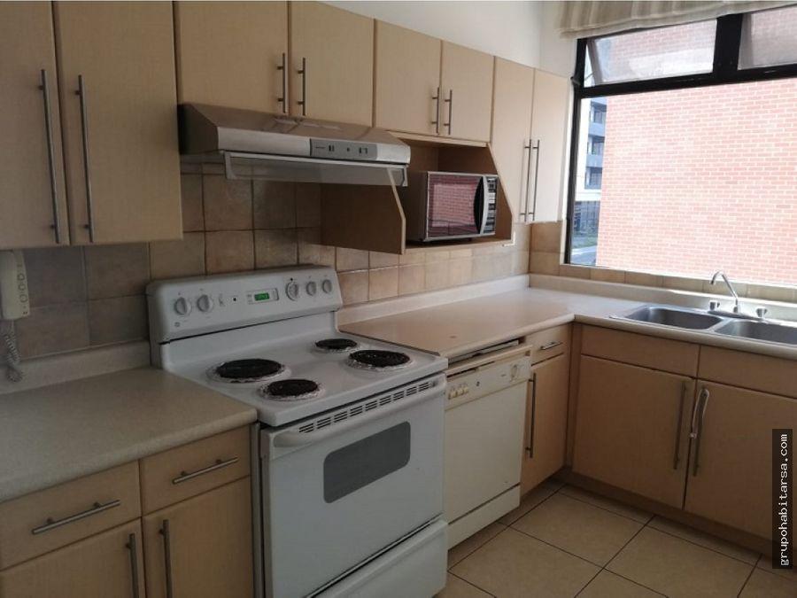 alquiler apartamento zona 14 edificio exedra nivel bajo