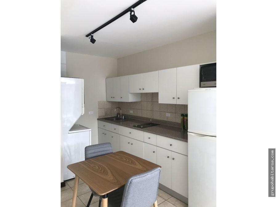 alquiler apartamento zona 9 full amueblado moderno