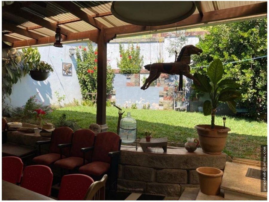 vendo casa en monte azul zona 13