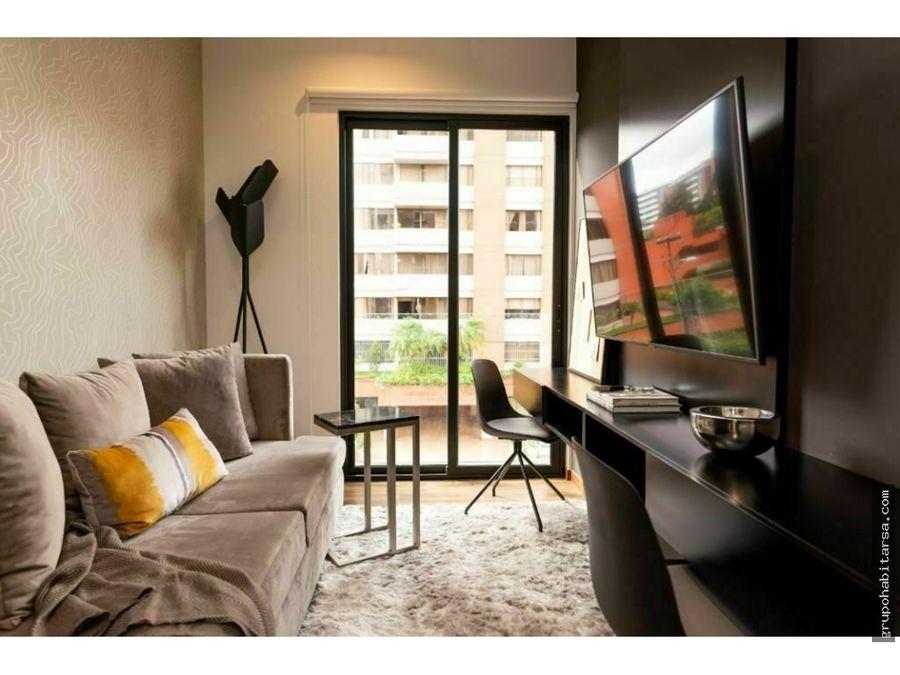 alquilo apartamento zona 10 para estrenar casa clara