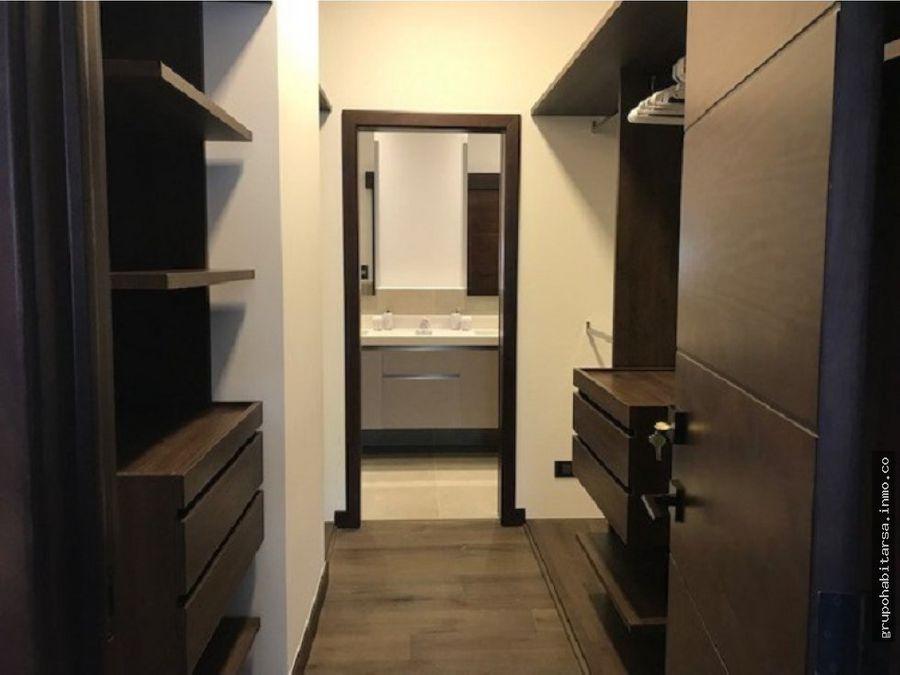 alquilo apartamento amueblado en zona 16 cayala