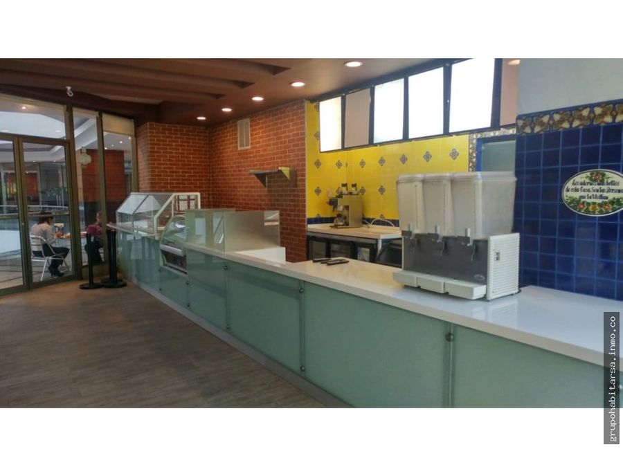 renta zona 10 local para restaurante en edificio interamericas