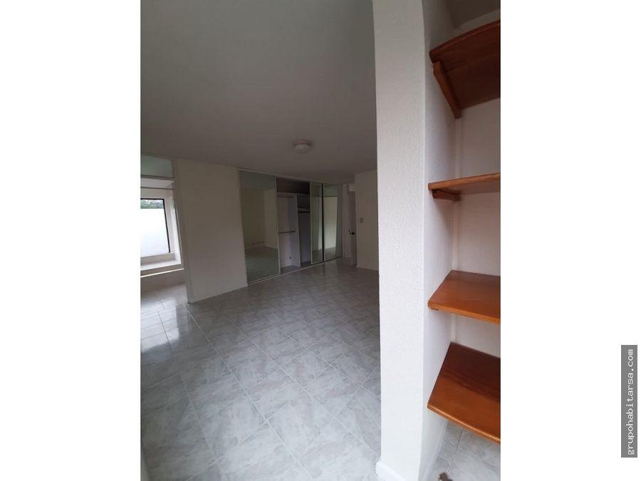 alquilo zona 10 apartamento de 1 dormitorio