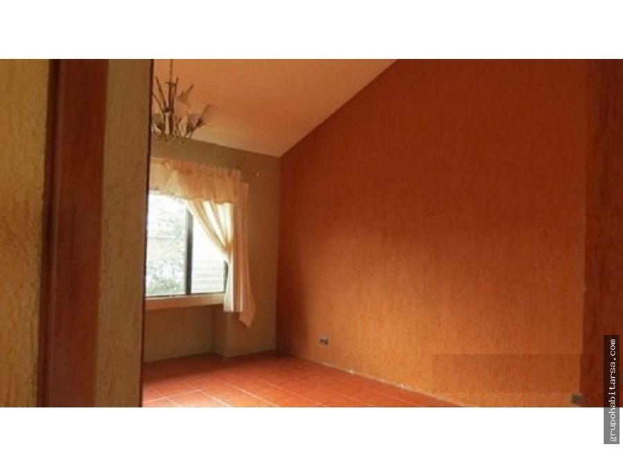 alquiler casa en carretera a el salvador km 125 en condominio