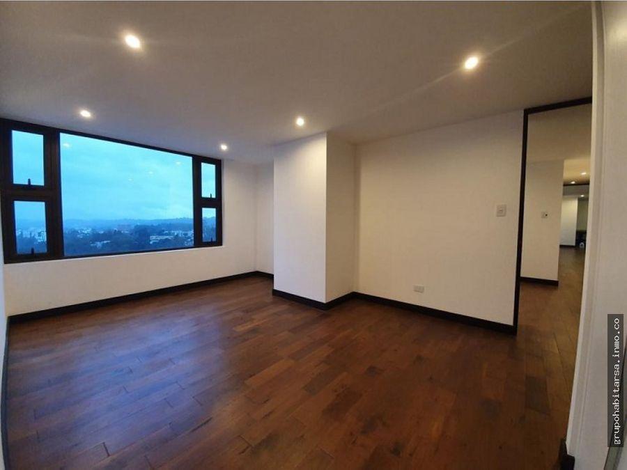alquilovendo penthouse en zona 15 edificio nuevo