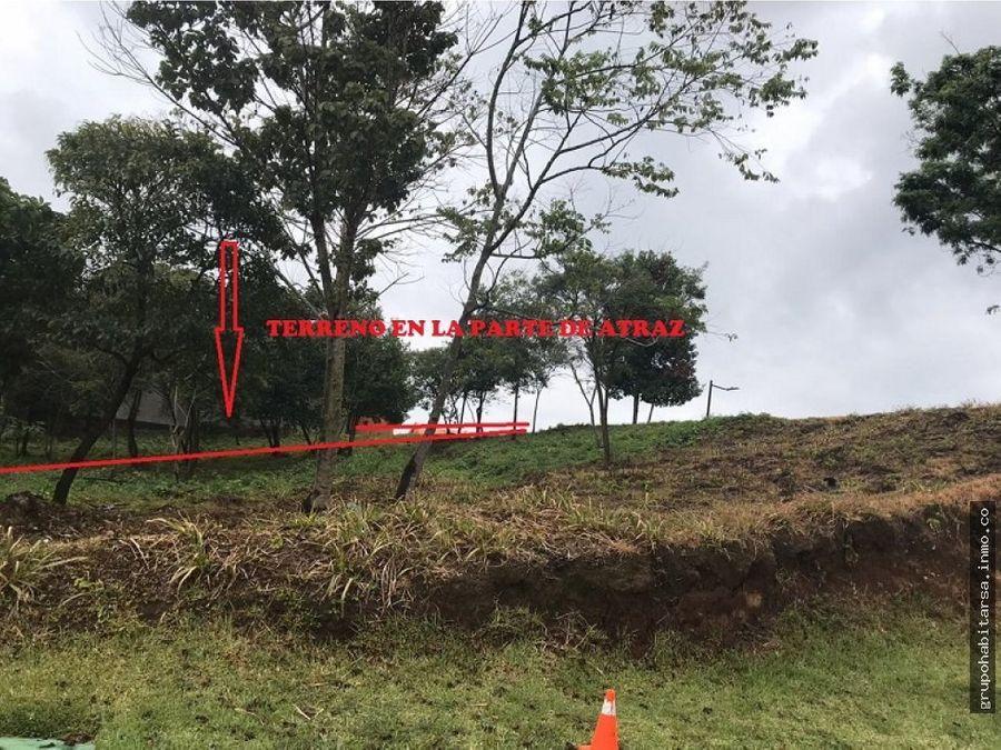 zona 16 terreno acacias de cayala