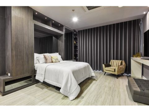 luxury suite short term license in parque lleras