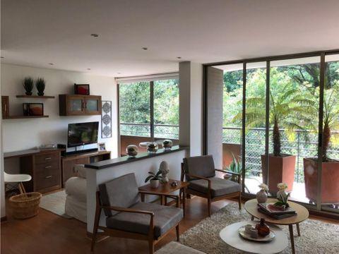 apartment with great amenities in el poblado