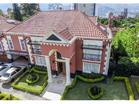 exclusive 5844 sq ft home in el poblado
