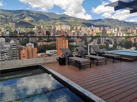 stunning penthouse w private amenities poblado