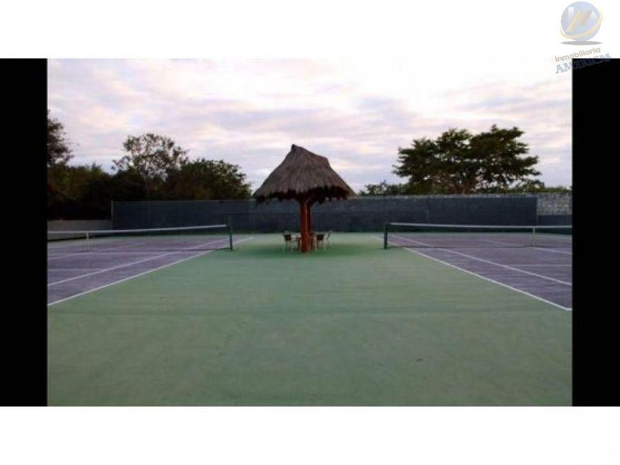terreno en venta en privada puerta mayab al norte de merida yucatan
