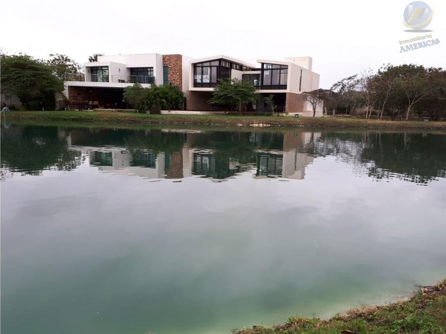 residencial punta lago en merida
