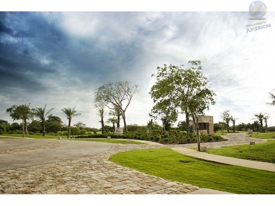 terreno en venta en yucatan country club
