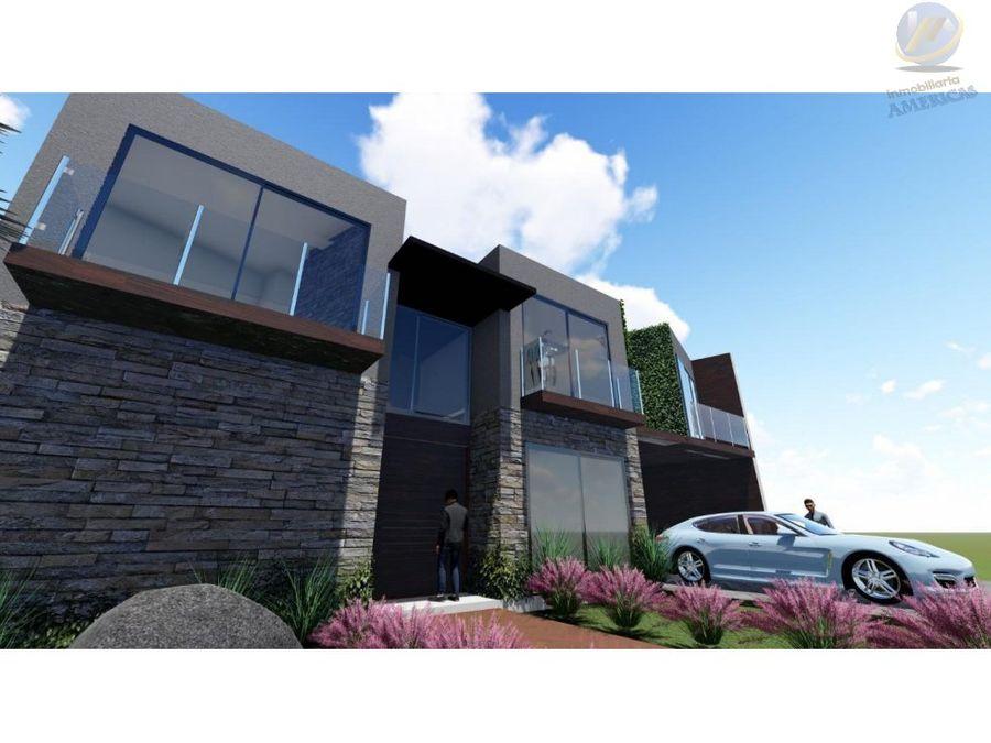 residencia en venta en punta lago privada