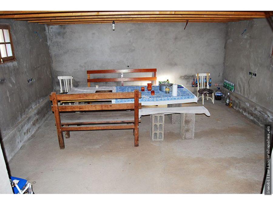 venta de cuarto de aperos en garafia