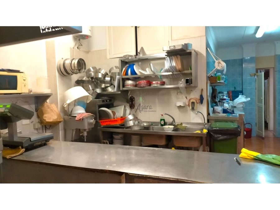 traspaso de cafeteria panaderia