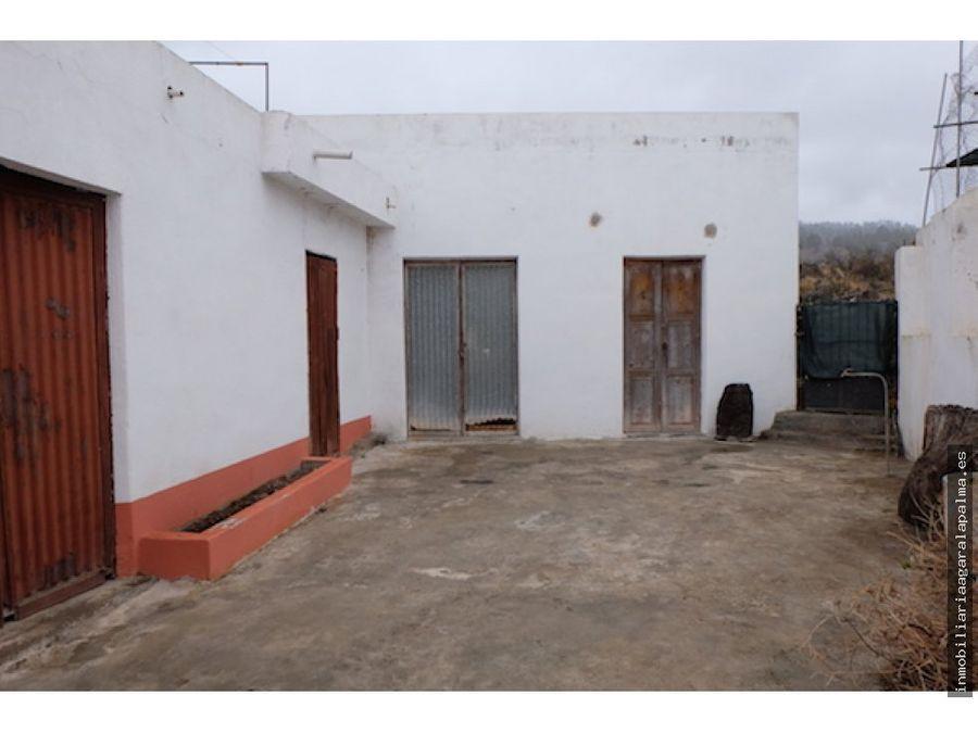 venta de casa antigua en el paso