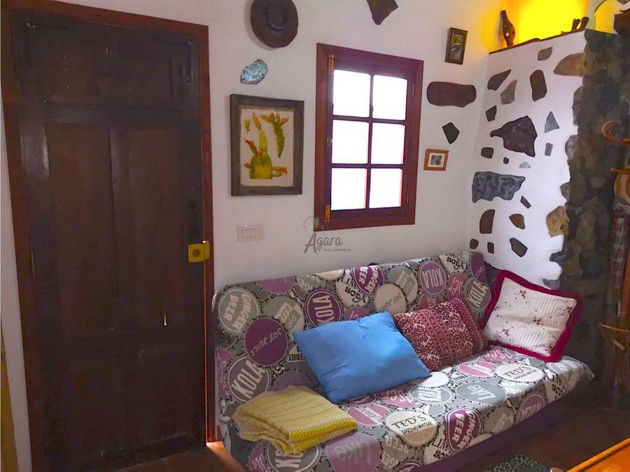 casa rustica en alquiler