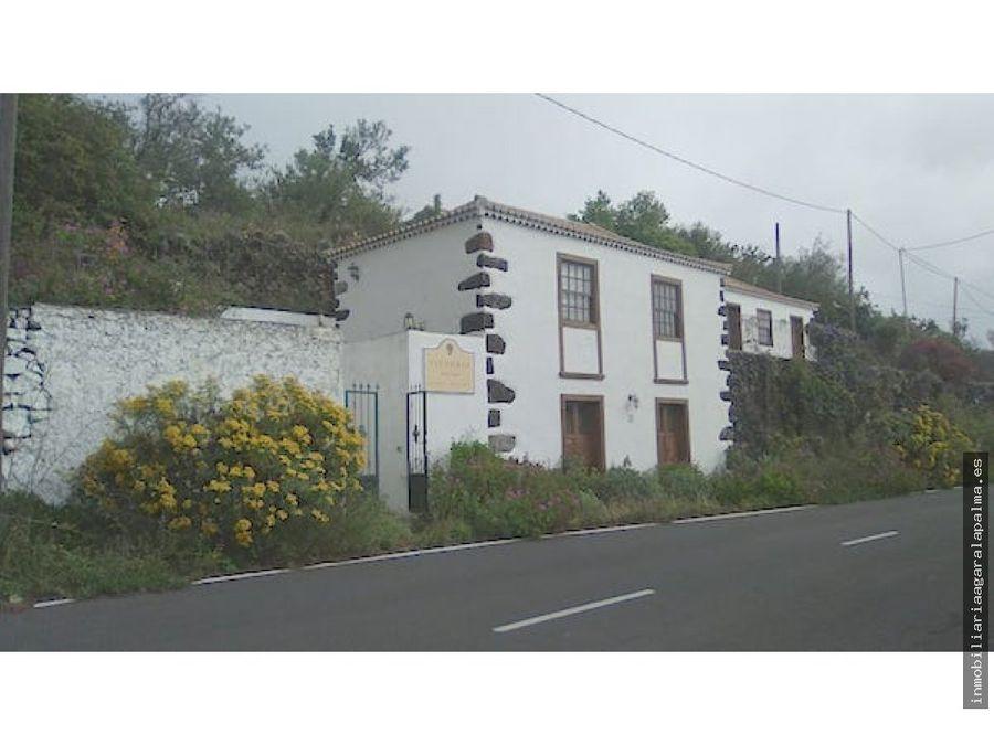 casa rustica en venta