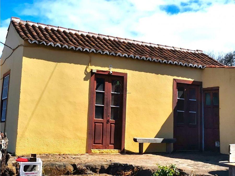 casa terrera en venta con vistas al mar