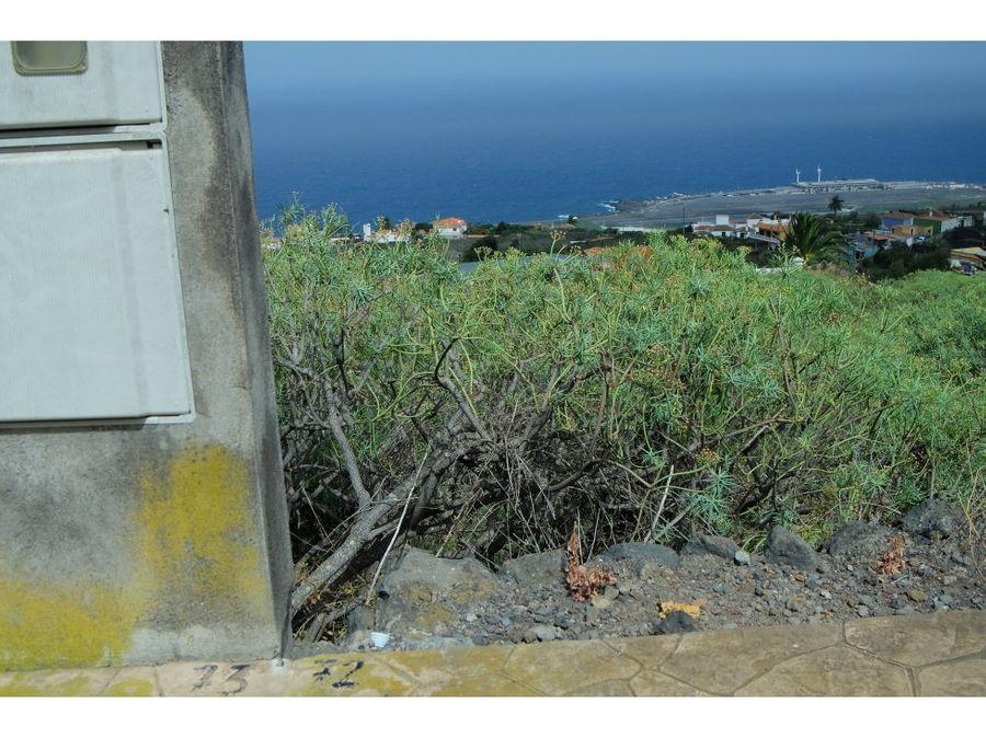 parcela de terreno urbano en venta