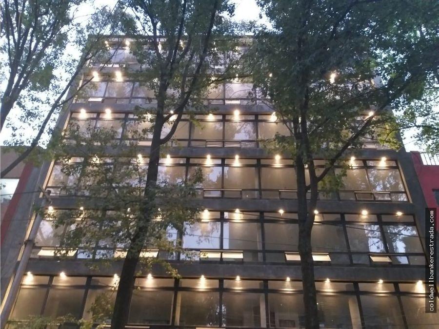 locales y oficinas renta en torre colima roma nte