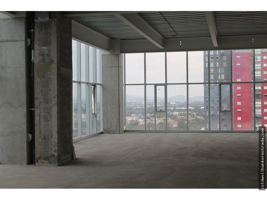 oficina en renta torre carso