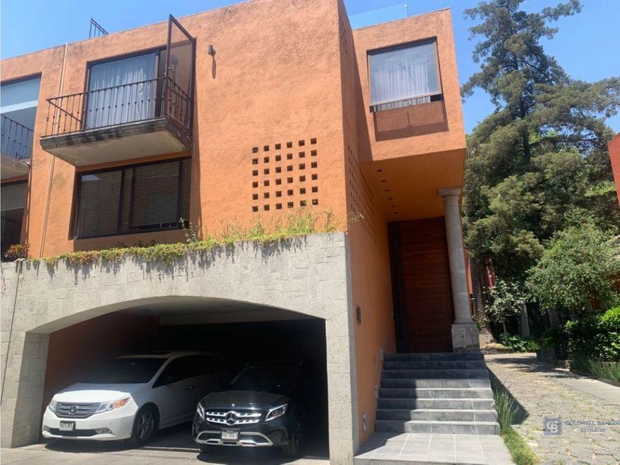casa en condominio venta coyoacan