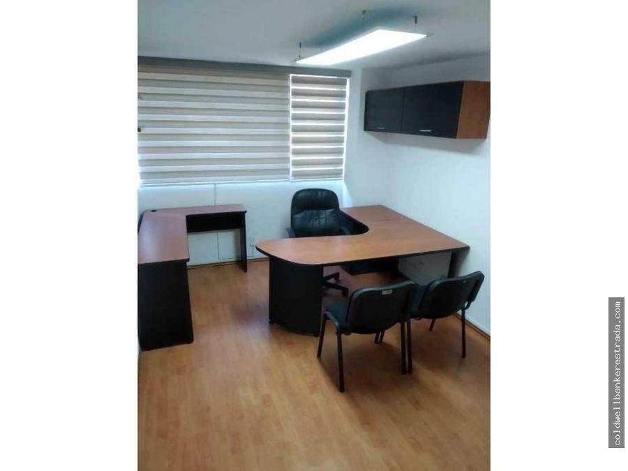 oficina en renta en roma norte