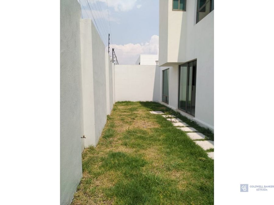casa en venta residencial san angel metepec