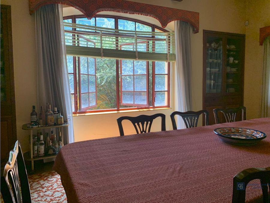 casa en renta lomas de chapultepec