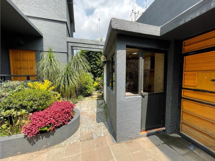 casa con uso habitacional o comercial col campestre