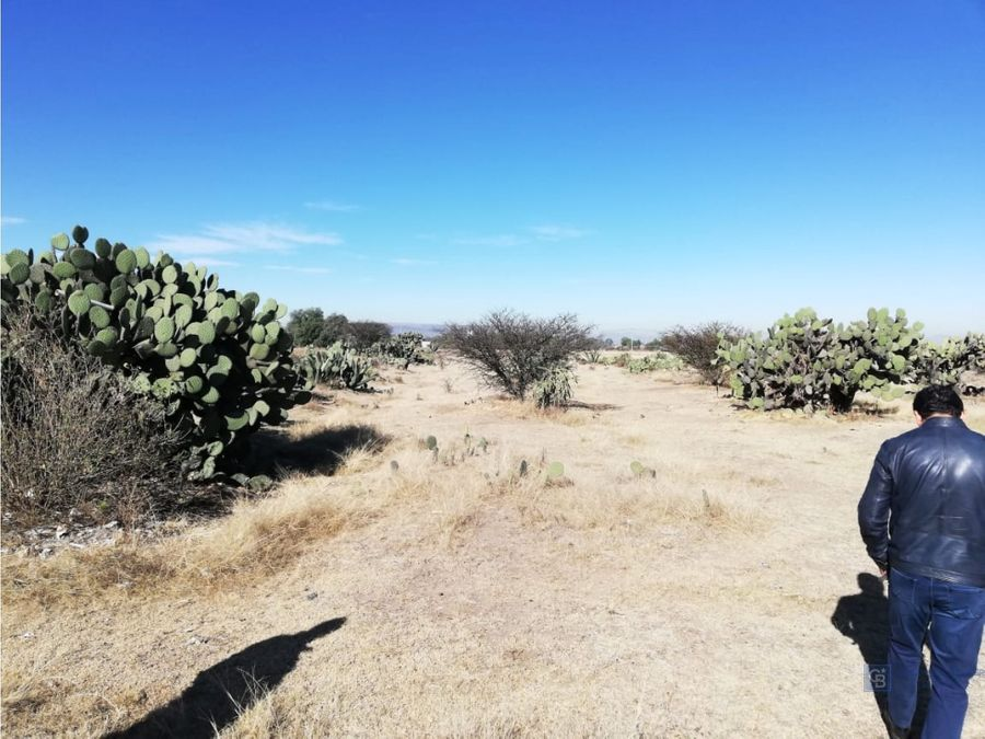 terreno en venta jilotzingo zumpango