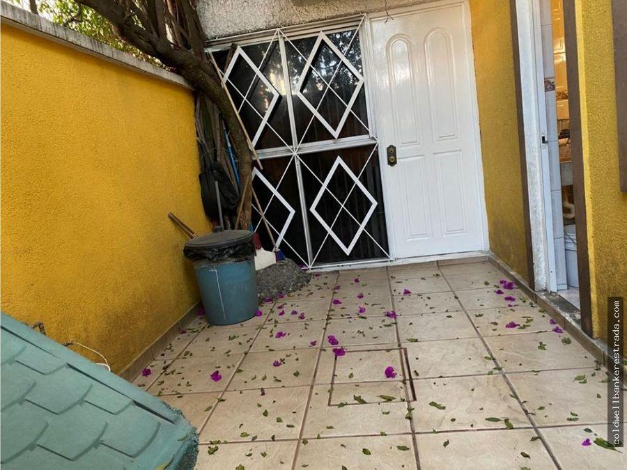 casa en tlalnepantla fraccionamiento las rosas