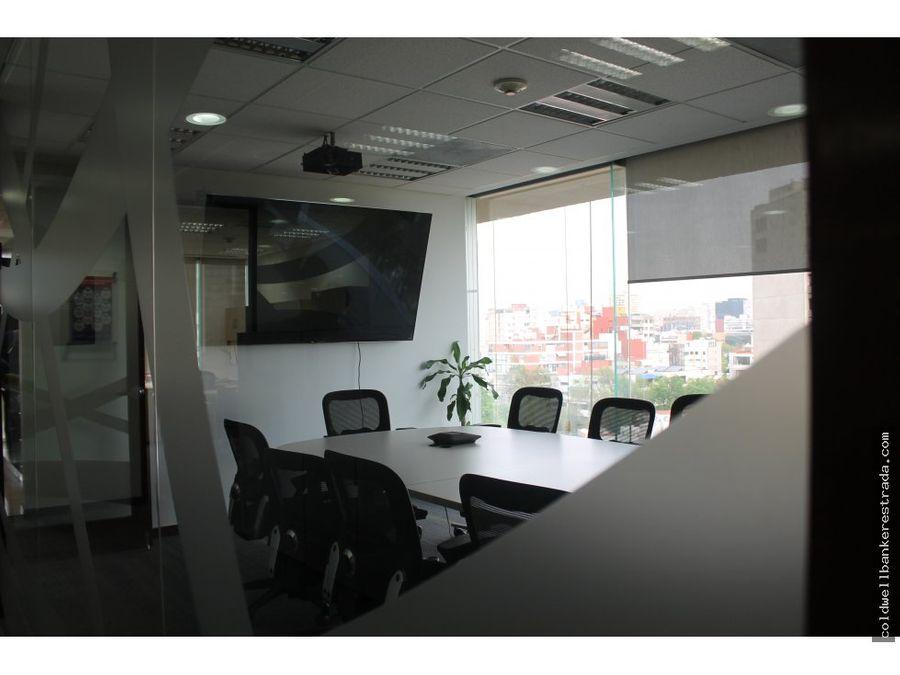 oficinas en renta torre omega