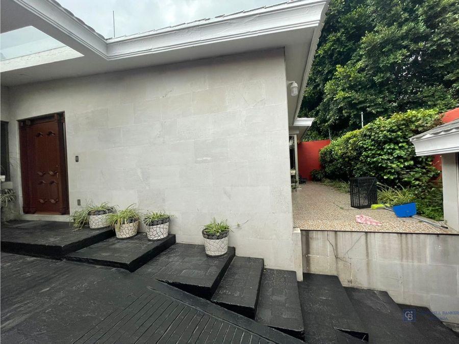 casa en renta paseo de la herradura