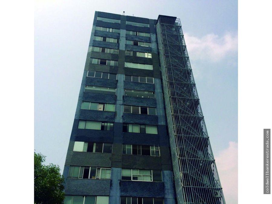 edificio en alvaro obregon roma norte