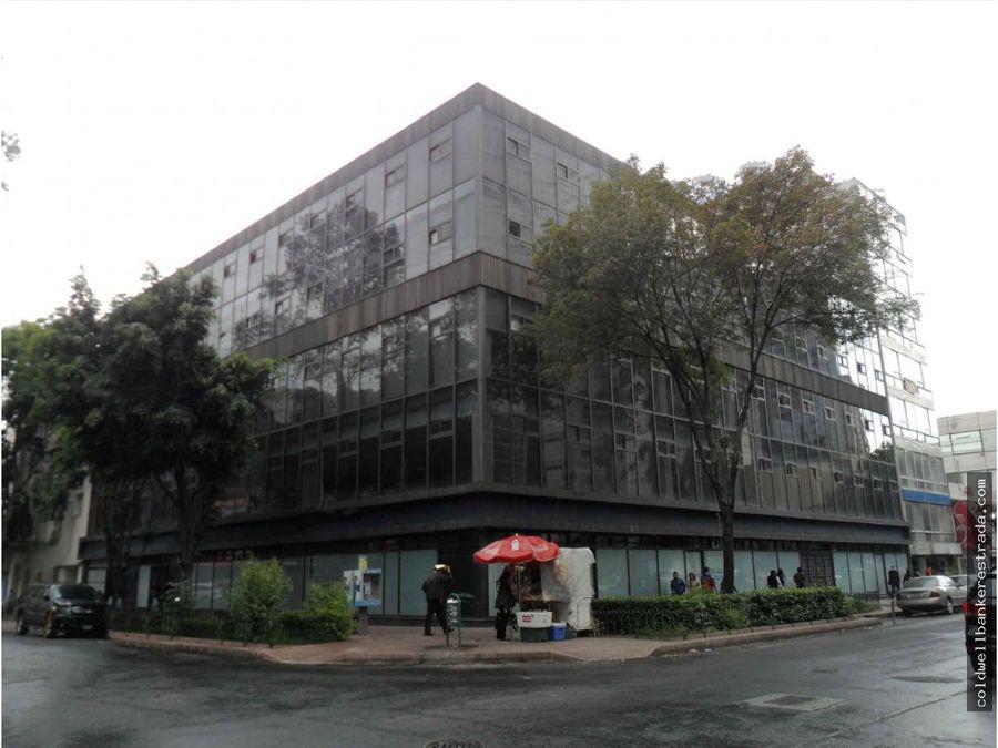 edificio en calle hamburgo colonia juarez