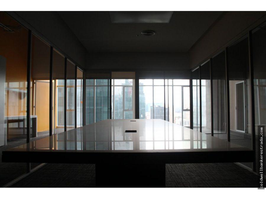 oficinas en torre carso