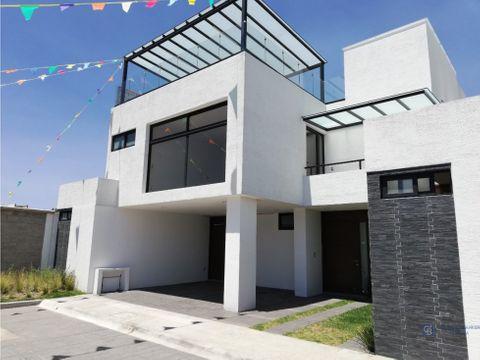 casa en venta en metepec bellavista