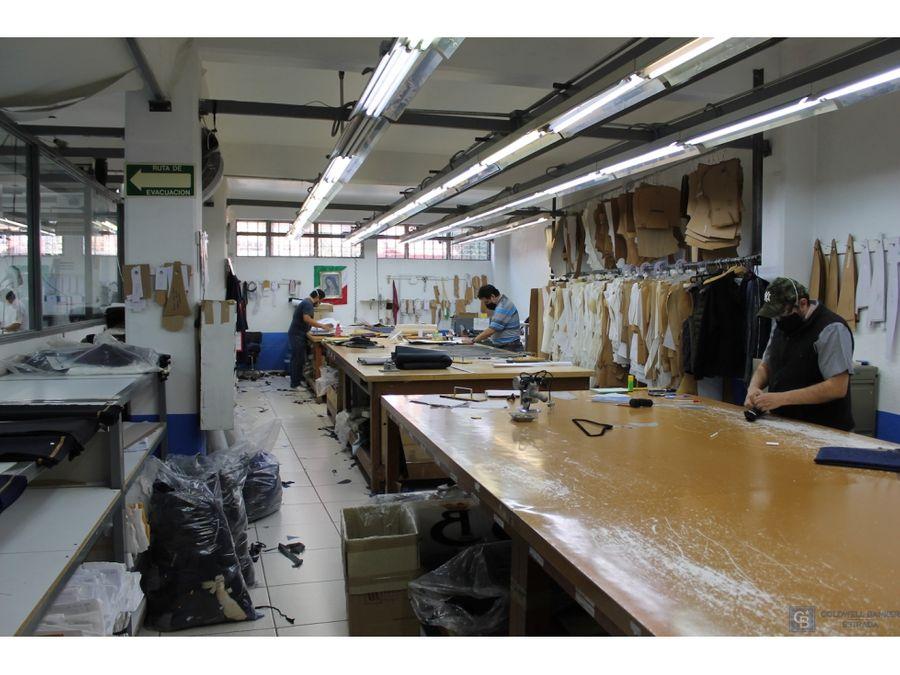 fabrica en venta miguel hidalgo