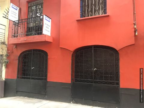 local comercial en colonia cuauhtemoc