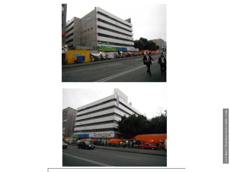 oficinas en edificio izazaga