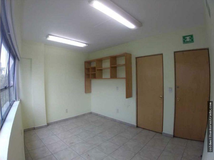 consultorio en renta roma sur