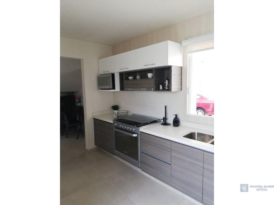 casa en venta en residencial chapultepec edo mex