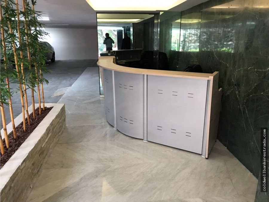 consultorios y oficinas en la roma torre tuxpan
