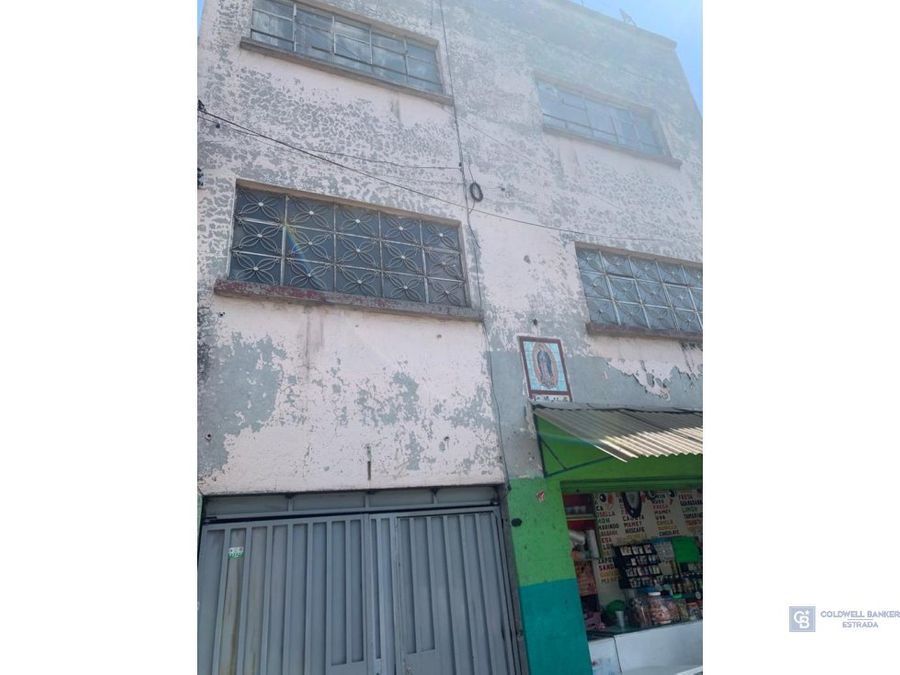 edificio en martires de rio blanco gustavo a madero