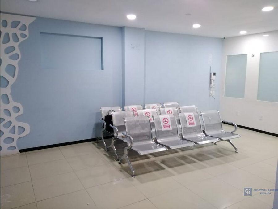 clinica u oficina en renta roma sur
