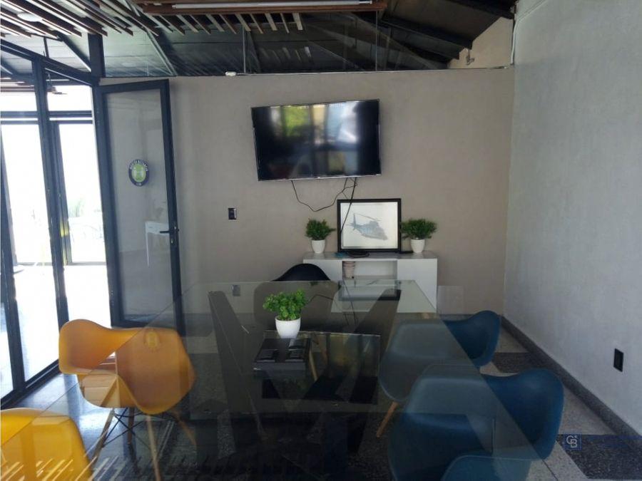 oficina moderna en renta coyoacan