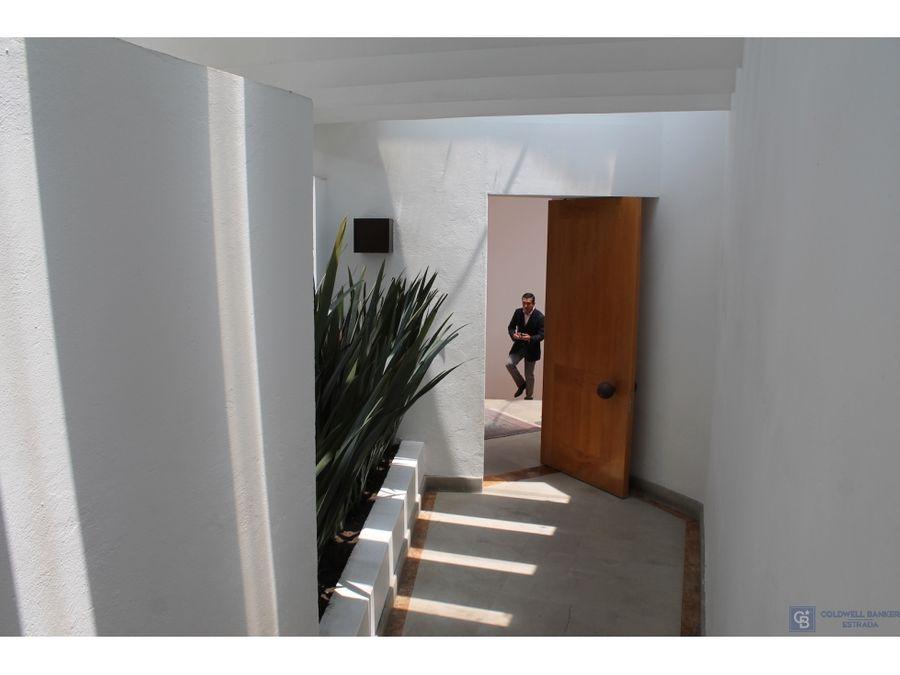 casa en condominio en lomas de reforma